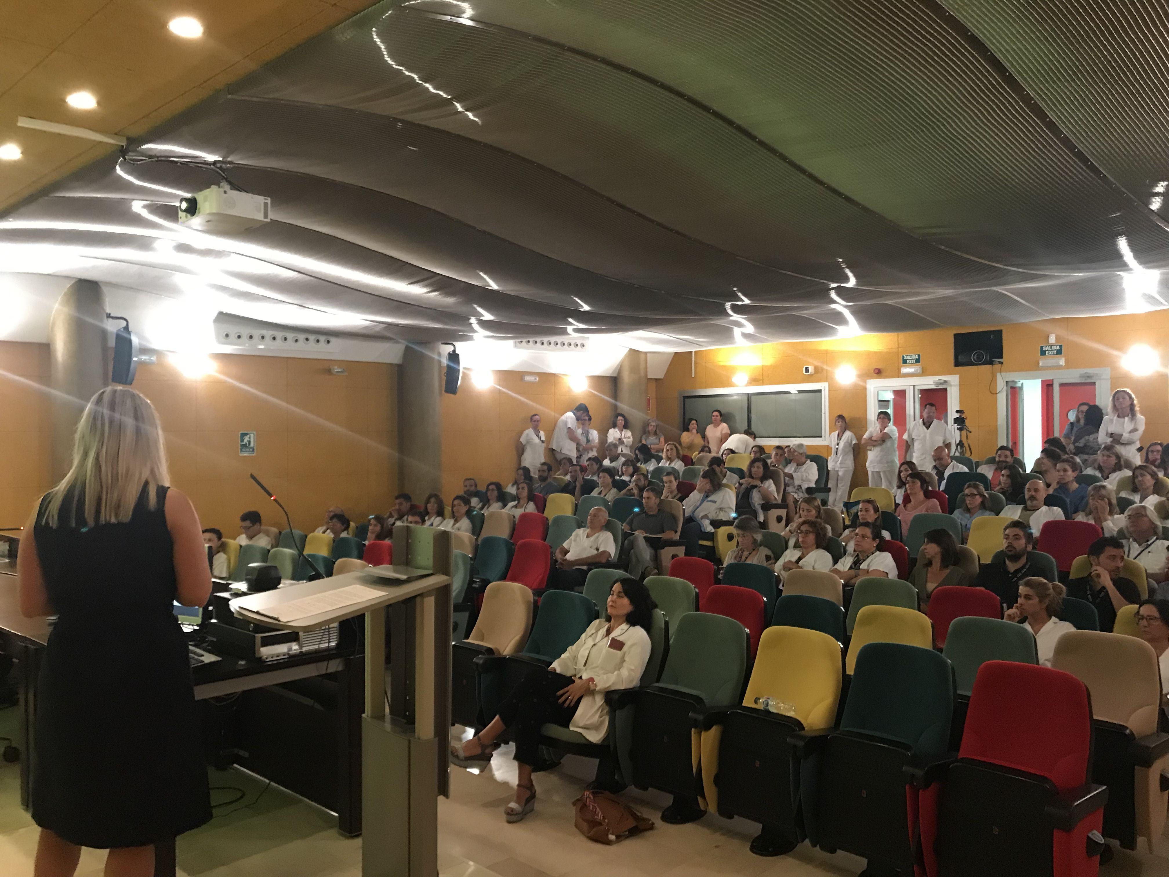 Sesiones formativas DynaMed de próxima generación: apoyo a la decisión clínica en el punto de atención