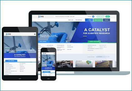 Període de prova de JoVE Medicine, una revista científica en format vídeo